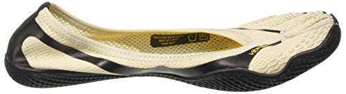 Vibram Five Fingers Damen Entrada Hallenschuhe Mehrfarbig (Cream/Black/Grey)