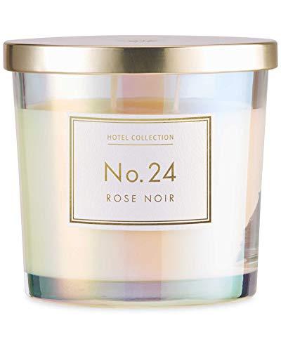 Aldi Hotel Collection Kerze mit 2 Dochten, Nr. 24 Rose Noir
