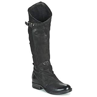 airstep / a.s.98 VERTI HIGH Stiefel Damen Schwarz - 40 - Klassische Stiefel