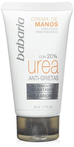 Babaria 1004-06629 - Urea 20% Crema Per Le Mani, 2 Confezioni da 50 Ml