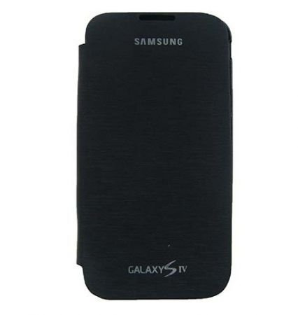 YGS Flip Cover For Samsung Galaxy S4 (I9500)_Black  available at amazon for Rs.199