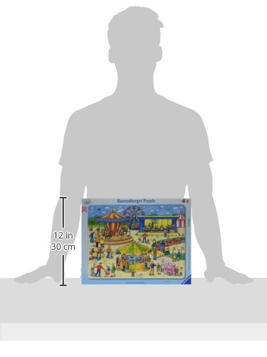 Ravensburger-Puzzle-06636-auf-dem-Rummel