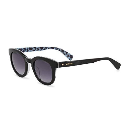 Unbekannt Damen Lanvin Sonnenbrille in Schwarz Model: SLN722V