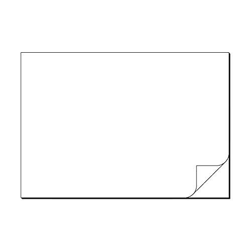 SD-Satz Wiegeschein Lieferschein blanko A5, 2-fach, 1.000 Satz kopfgeleimt blanko selbstdurchschreibend