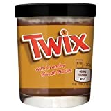 Twix Chocolate Spread witth Crunchy Biscuit Pieces 200g...