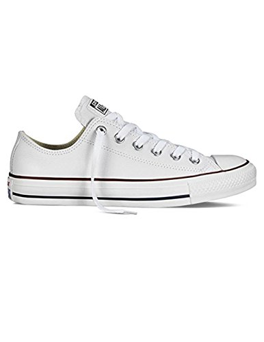 Converse Chuck Taylor All Star Junior White Trainers