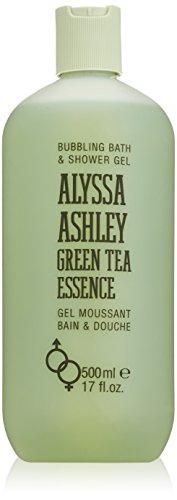 Alyssa Ashley Green Tea Femme/Women, Duschgel, 1er Pack (1 x 500 ml)
