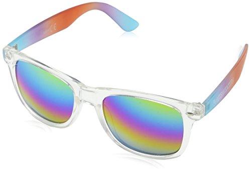 Customobel Unisex-Erwachsene San Francisco Sonnenbrille, Mehrfarbig (Multicolor), 4
