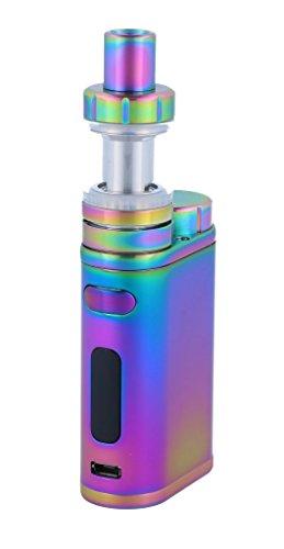 iStick Pico 75 Watt/Melo 3 Mini 2 ml - E-Zigarette von SC - Farbe: regenbogen