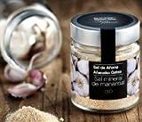 Sal Mineral de Manantial con Ajo 180 gr.