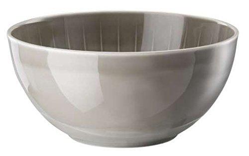 Arzberg joyn Grey Bol à Soupe Ø 19 cm/Hauteur 9 cm/1,5 L, Porcelaine, Gris, 19 x 19 x 11 cm