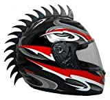 Shubanditcompanyllc-Motorcycle-Dirtbike-Snowmobile-Atv-Saw-Blade-Helmet-Warhawk-Helmets-Mohawk-Helmet-Not-Included