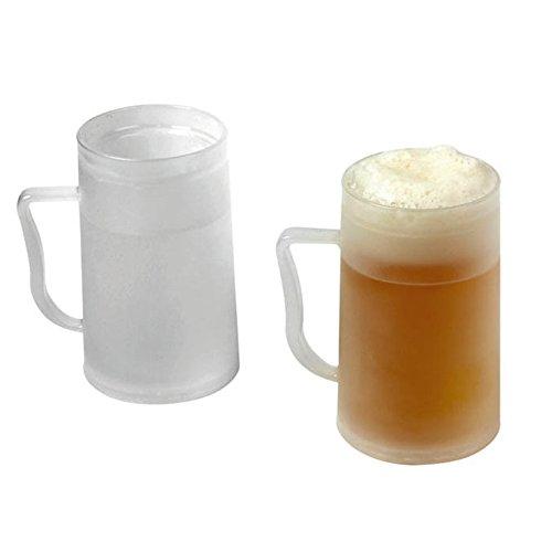 Balvi-JarracervezaCheers!x2,450 ml,polypropileno