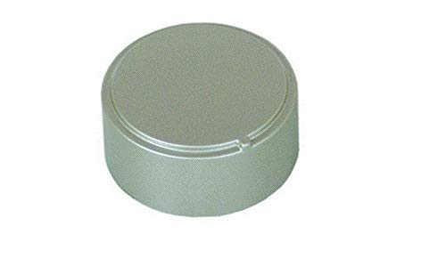 Spares2go manopola di controllo//quadrante per Elba forno e piano cottura 1 confezione da 1,2,3,4,5/o 6/+ adattatori, argento Pack Quantity