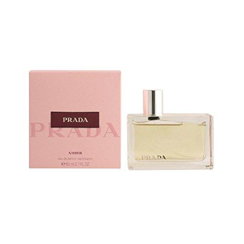 PRADA AMBER Eau De Parfum vaporizador 80 ml