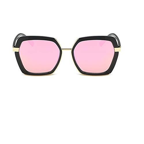 Lunettes Soleil,Europäische Und Amerikanische Mode Mode Polarisierten Sonnenbrillen Unisex Schatten Uv400 Schutz, B -