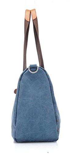 Keshi Leinwand neuer Stil Damen Handtaschen, Hobo-Bags, Schultertaschen, Beutel, Beuteltaschen, Trend-Bags, Velours, Veloursleder, Wildleder, Tasche Khaki