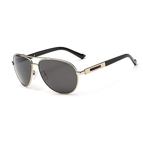 YIWU Die Neue Innenbeschichtung Polarisiertes Licht Sonnenbrillen Herren Coole Sonnenbrillen Ms Fahrer Fahren Gläser (Color : 4)