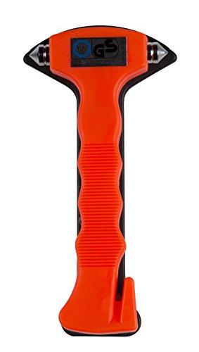 Nothammer inkl. Gurtschneider - 18,5 cm - TÜV geprüft (1)