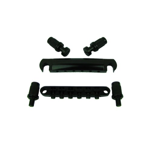 musiclily-abr-1-style-tune-o-matic-bridge-and-tailpiece-set-for-gibson-les-paul-gear-replacement-bla