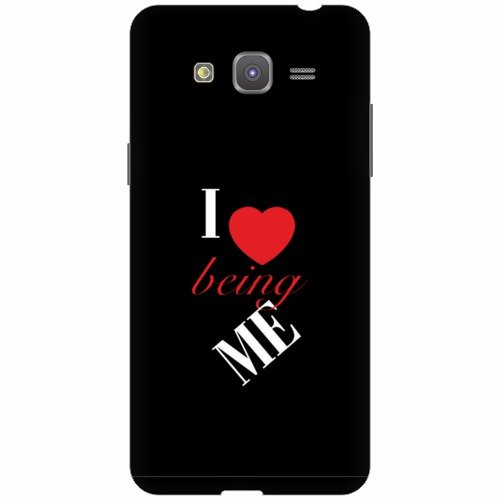 Printland Designer Hard Plastic Back Cover For Samsung Galaxy Grand Prime SM-G530H -Multicolor  available at amazon for Rs.239