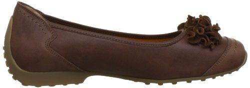 Theresia Muck M61518-289-363, Ballerines femme Marron (Castagno 363)