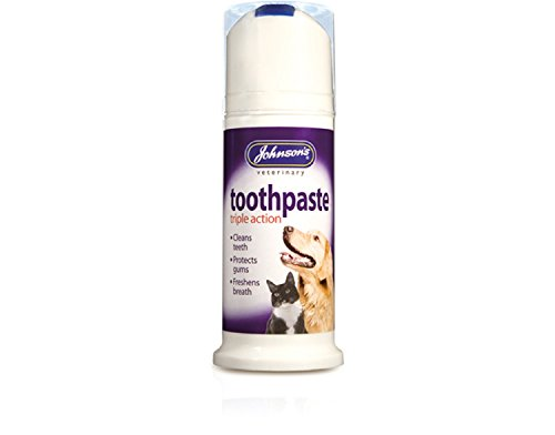 Bild von: Johnsons Pet Toothpaste Fresh Breath Cats Dogs 50ml