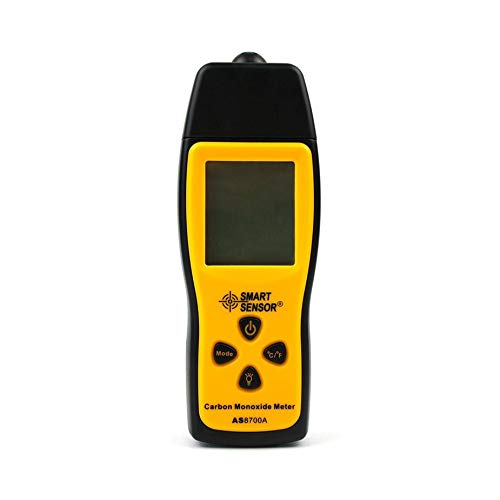 LCD Display Kohlenmonoxid Meter mit Hintergrundbeleuchtung Hand CO Gas Tester Monitor Detektor Analyzer 0~1000 PPM CO Messgerät