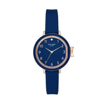 Kate Spade New York Park Row Silicone Uhr KSW1353
