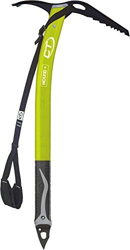 Climbing Technology Hound Plus 3I80260SUVFCTST Piccozza, Verde/Nero, Taglia Unica