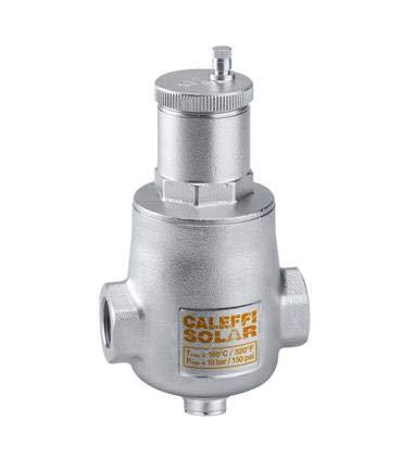 251007 DISCAL® - Entlüfter für Solaranlagen 1 1/4? F CALEFFI