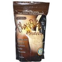 HealthSmart Foods, Inc., ChocoRite Protein Shake Mix, Chocolate Fudge Brownie, 14.7 oz (418 g) (DOUBLE PACK) by Health Smart Foods