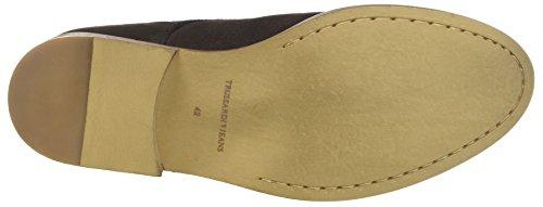 TRUSSARDI JEANS by Trussardi 77s55353, chaussures à lacets homme Marrone (Dk Brown)