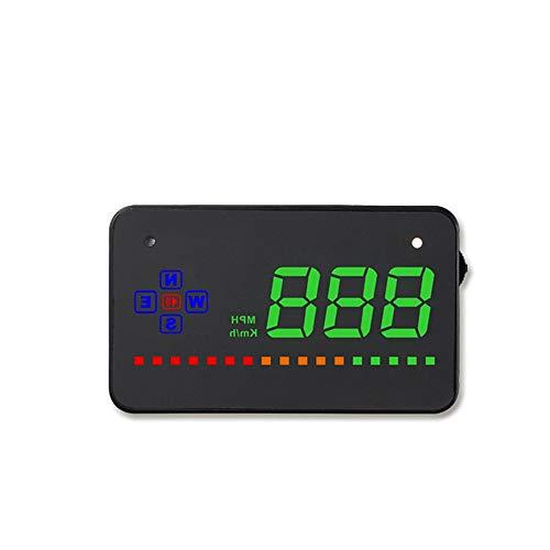 Winfridy Smart HUD führt die Gesamtprojektion GPS-Satelliten-Geschwindigkeitsanzeige HD des Display-Autos hoch
