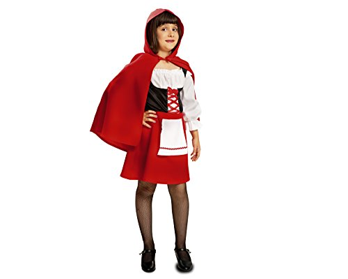 My Other Me - Disfraz de Caperucita para niña, 10-12 años (Viving Costumes 200696)