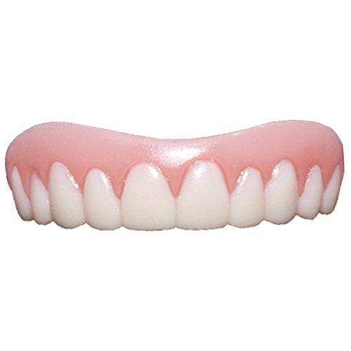 Billy Bob Instant Smile falschen Zähne (eine Größe, klein)