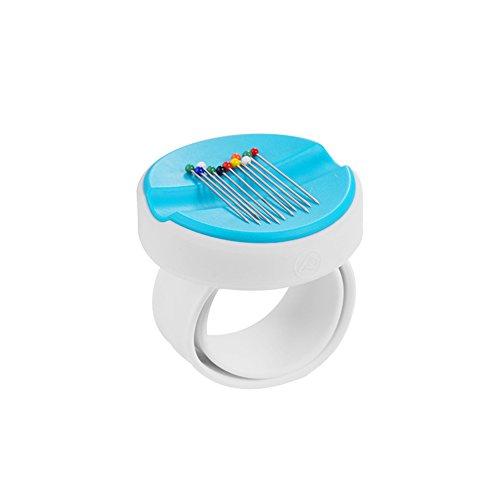 Magnetische Pins takonische Notions Handgelenk sortiert Schürze Magnetischer Pin Halter Free Size blau