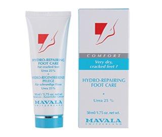 Mavala soin hydro-reparateur pour le pieds trattamento per piedi molto secchi 50 ml