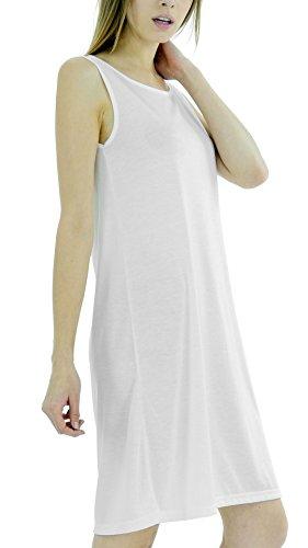 Melody Damen Unterkleid elfenbeinfarben