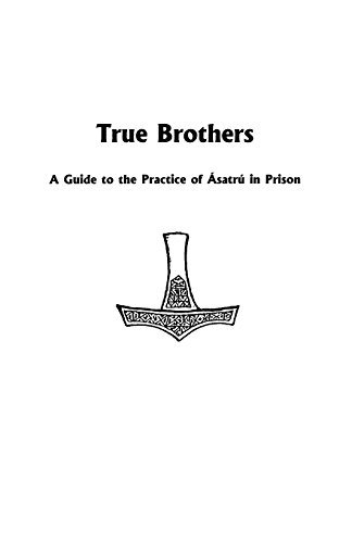 True Brothers by Edred Thorsson (2015-05-05)