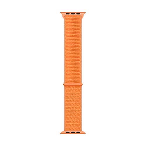 Apple Watch (44 mm) Sport Loop, Papaya