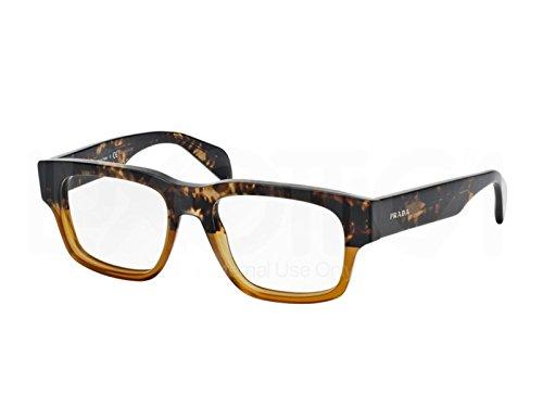 b8ac6bd8abca2 Prada Montures de lunettes Pour Homme 19Q V - RO4-1O1  Spotted Brown