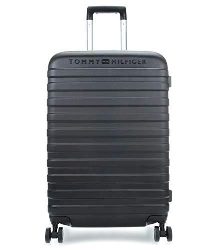 Tommy Hilfiger 62L Valigia trolley 4 ruote nero