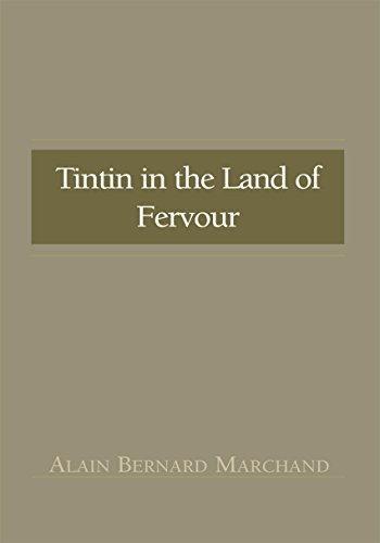 Tintin in the Land of Fervour (English Edition)