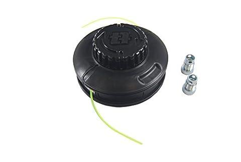 Greenstar 4290 Tête Tap-n-Go 2 fils ø 109 mm/chargement rapide easywork pour Emak/Stihl