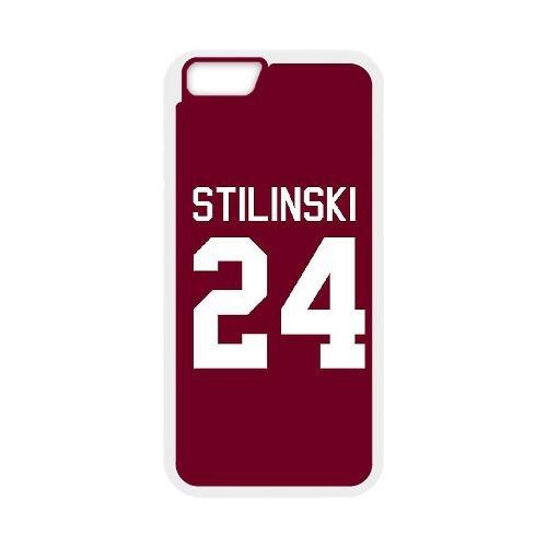 iPhone 6 4.7 Inch & iPhone 6s 4.7 Inch Cell Phone Case White Teen Wolf Stiles Stilinski 24 Custom Phone Cover QWE2538519