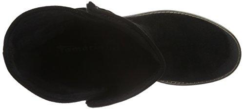 Tamaris 254, Bottes Classiques Femme Noir (Black 001)