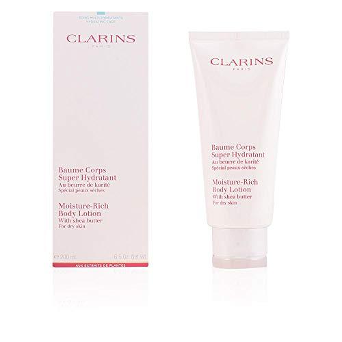 CLARINS Balsam CORPS super feuchtigkeitsspendend für trockene Haut 200 ml -