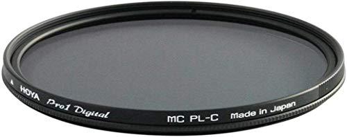 hoya filtro polarizzazione cirk. pro1 digital 62mm