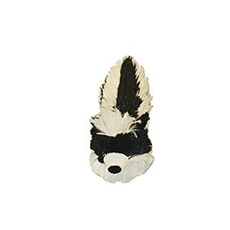 """Multipet Bouncy Burrow Buddies Babies Skunk Small Dog Toy, 8"""" Multipet Bouncy Burrow Buddies Babies Skunk Small Dog Toy, 8″ 31giakE3h 2BL"""